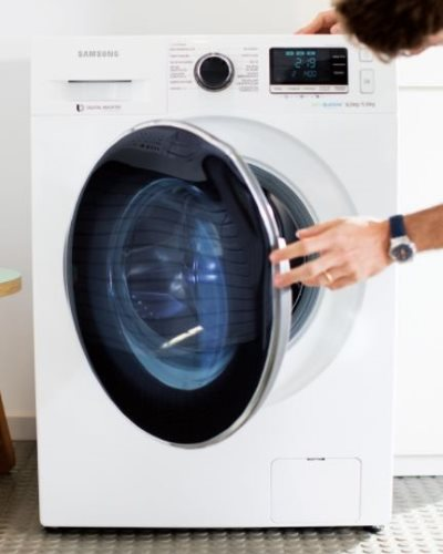 instalación secadoras Mabe