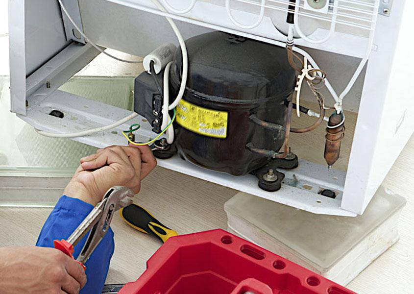 instalación nevecones Electrolux