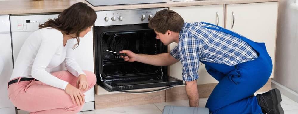 reparación de estufas Superior